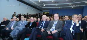 Opening of conference entitled «Current Key Issues of Clinical Medical Science»