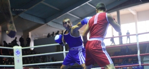 Boxing tournament of Vachik Mkrtchyan kicks off
