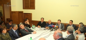 Joint Roundtable of the Union of Manufacturers and Businessmen of Armenia and RA Ministry of Economy