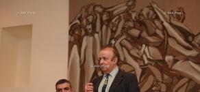 Лекция американского профессора социологии, известного эксперта по геноциду армян Ваагна Дадряна