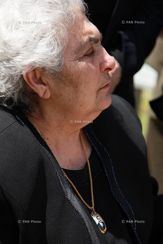 Грета Саргсян