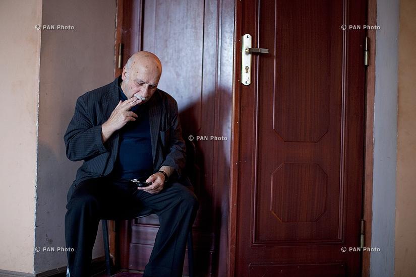 Գիա Կանչելիին նվիրված օրերի բացումը Ա. Խաչատրյանի անվան ֆիլհարմոնիայի համերագսրահում