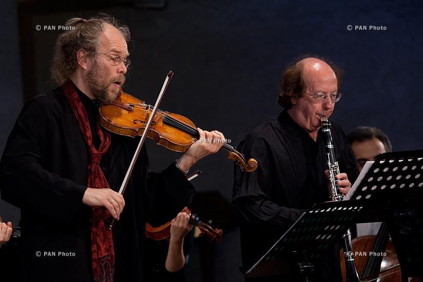 Giya Kancheli Days celebration in Yerevan: Performances of Hover Chamber Choir, Gidon Kremer and Andres Mustonen