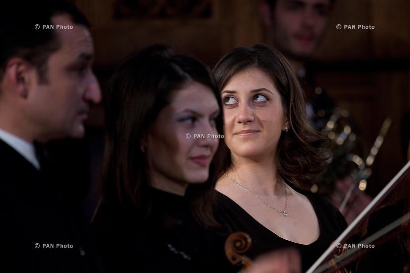 Дни Гии Канчели в Ереване. Исполнения камерного хора «Овер», Гидона Кремера и Андреса Мустонена