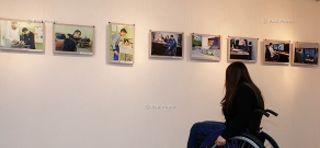Photo exhibition entitled
