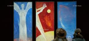 Paravon Mirzoyan's exhibition