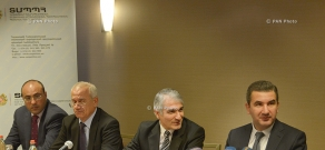 Meeting of Armenia's State Commission for the Protection of Economic Competition (SCPEC) with businessmen