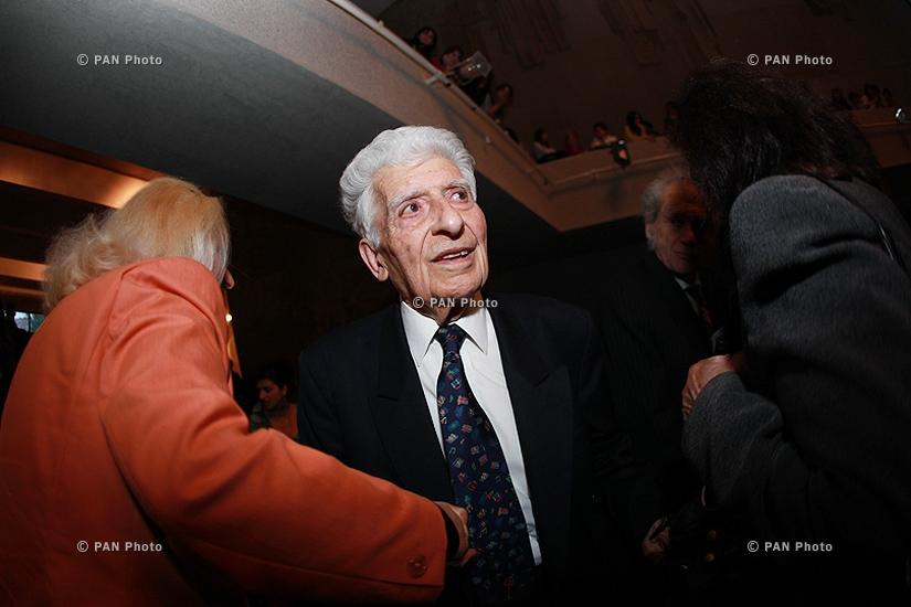 Էդվարդ Միրզոյանի 88-ամյակին նվիրված համերգ