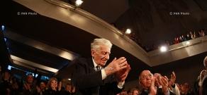 Концерт, посвященный 88-летию Эдварда Мирзояна