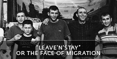 Leave'n'stay or The face of Migration