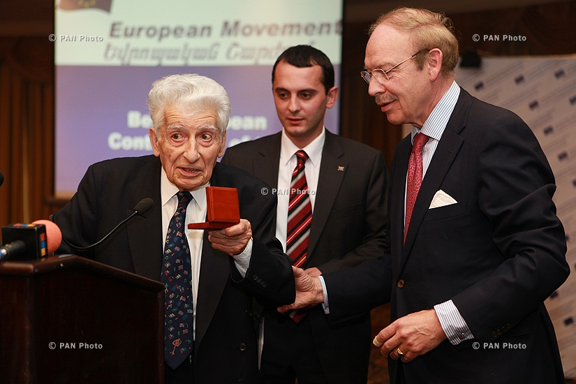 «Տարվա լավագույն Եվրոպացի» մրցանակաբաշխություն
