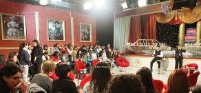 Обсуждение, посвященное конкурсу песни Евровидение 2009
