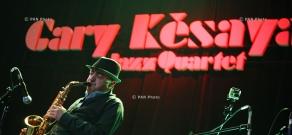 Concert of Gary Kesayan Jazz Quartet at 32 Theater