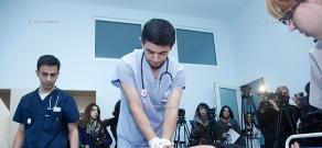 Opening of the Simulation Training Center of Yerevan State Medical University (YSMU)