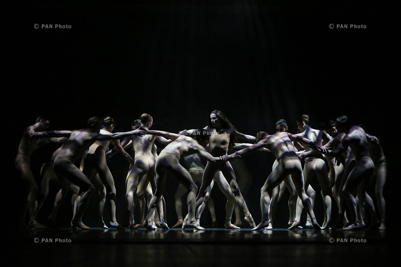 Anna Karenina ballet choreographed by Boris Eifman Yerevan, Armenia