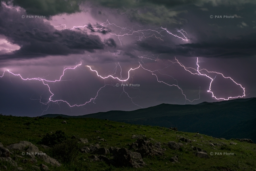Vorotan Gorge, Syunik Province, Armenia