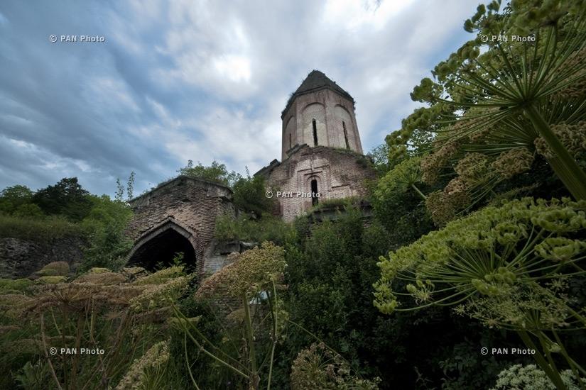 Kirants Monastery (XIII century), Tavush Province, Armenia
