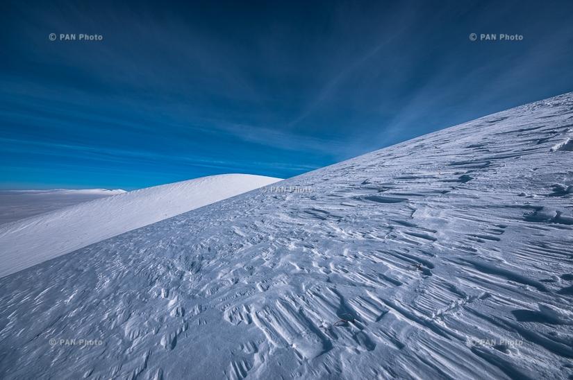 Mount Gutanasar, Kotayk Province, Armenia