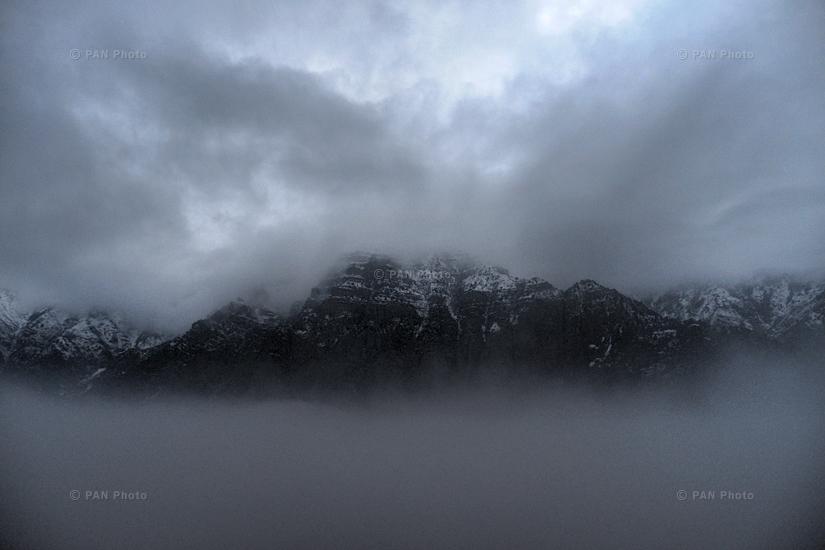 Гора Тексар, Вайоцдзорская область, Армения