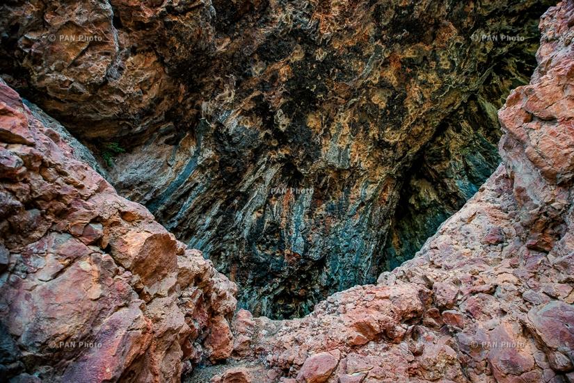 Адское ущелье, Араратская область, Армения