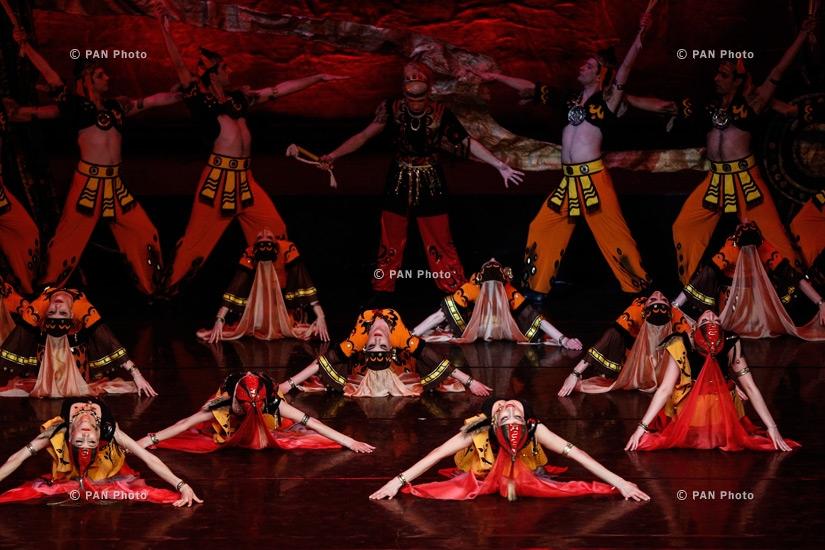 Jubilee concert dedicated to People's Artist Norayr Mehrabyan's 75th birthday