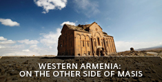 Western Armenia: On the other side of Masis