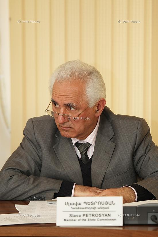 Սլավա Պետրոսյան