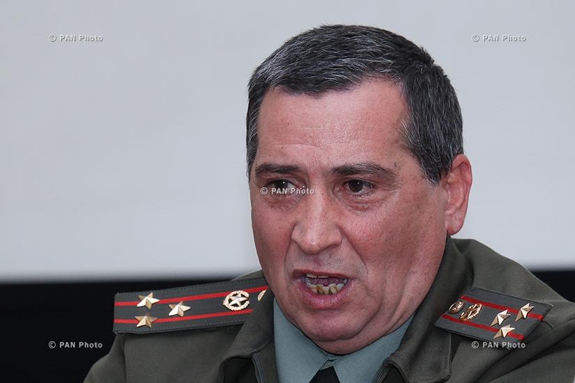 Հրամանատար Արամ Թորգոմյան