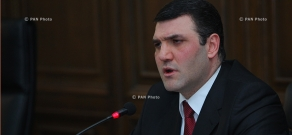 """Parliamentary hearings on """"Legal Processes Related to the Tragic Incidents Occurred in Gyumri on January 12, 2015"""""""