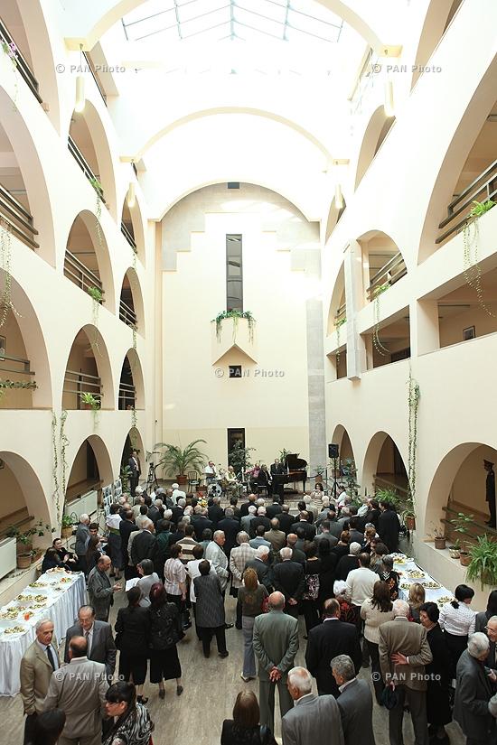 Գուրգեն Չոլախյանի 100 ամյակին նվիրված միջոցառում