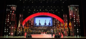 Festive concert dedicated to Army Day