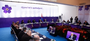 5th meeting of the state committee on organization of events marking Armenian Genocide centennial
