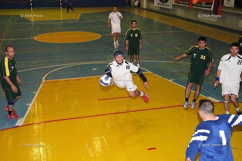 Հանդբոլի միջազգային առաջնության մրցաշար