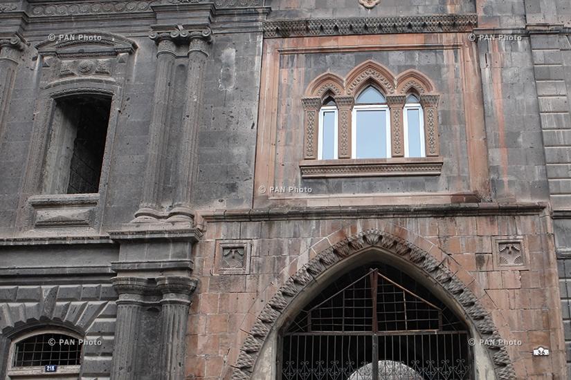 Fading Gyumri