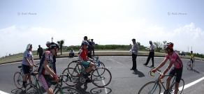 Road Cycling Championship of Armenia kicks off