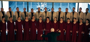 Armenian National Academy choir launches classical music concert series