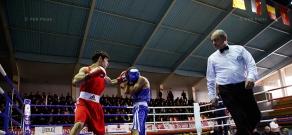 Armenian boxing championship among adults: Final