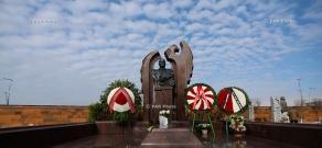 Երևանում հարգանքի տուրք են մատուցել Անդրանիկ Մարգարյանի հիշատակին
