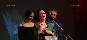 Annual national theatrical award ceremony Artavazd, devoted to Sos Sargsyan's 85th birth anniversary