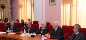 Presentation of the historian Raymond Gevorgyan's book