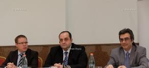 Press Conference on the Prospects of Adoption of Anti-discrimination Legislation in Armenia