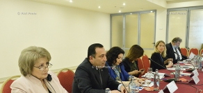 Seminar on development of Armenia's experience in urban planning and housing policies