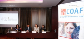 """Beeline and Children of Armenia Fund (COAF) launch """"Agro School"""" project"""
