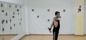 Sportsman Vardan Petrosyan sets new record