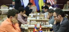 World Team Chess Championship 2015 in Tsaghkadzor: Day 2