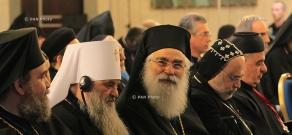 Ecumenical session entitled