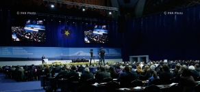 """The global forum """"Against the crime of Genocide"""": Day 2"""
