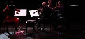 Concert of Kronos Quartet in Yerevan