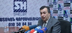 Press conference of Armen Amiryan, Executive Director of the Public Radio of Armenia