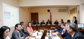 Meeting of the State Commission for Protection of Economic Competition